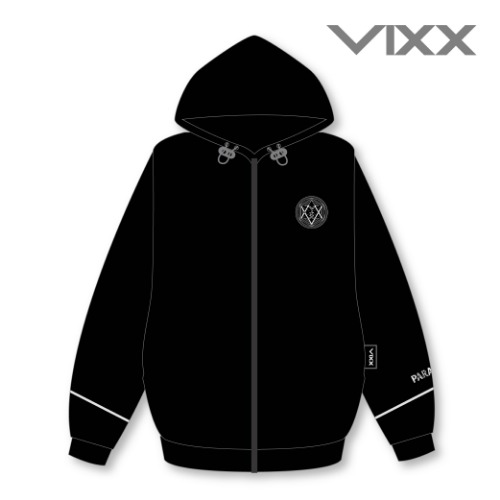 빅스 (VIXX) - LIVE FANTASIA [PARALLEL] - 바람막이 자켓 (WINDBREAKER)