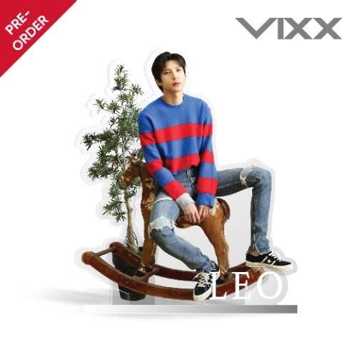 [PRE-ORDER] 빅스 레오(VIXX LEO) - 1st FANMEETING [All of me] - 아크릴 스탠드 (ACRYLIC STAND)