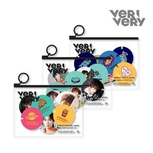 베리베리 (VERIVERY) - 딱지세트 (SLAP-MATCH CARD SET)