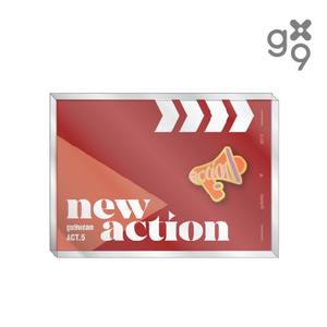 구구단 (GUGUDAN) - [Act.5 New Action]- 공식뱃지 (OFFICIAL BADGE)