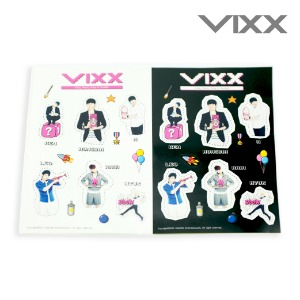 빅스 (VIXX) - [Rock Ur Body] - 스티커 (STICKER)