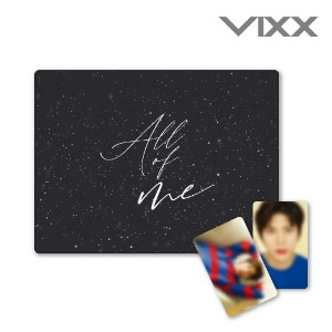 빅스 레오(VIXX LEO) - 1st FANMEETING [All of me] - 벨보아 담요 (VELBOA BLANKET)