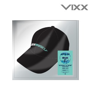 빅스 라비 (VIXX RAVI) - 2nd REAL-LIVE [NIRVANA] - 볼캡 (BALL CAP)
