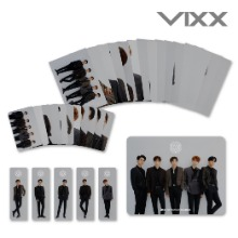 빅스 (VIXX) - LIVE FANTASIA [PARALLEL] - 포토세트 패키지 (PHOTO SET PACKAGE)