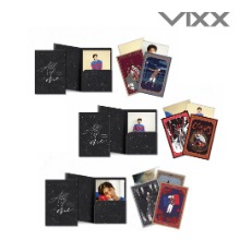 빅스 레오(VIXX LEO) - 1st FANMEETING [All of me] - 엽서세트_3 types (POST CARD SET)