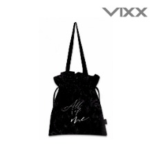 빅스 레오(VIXX LEO) - 1st FANMEETING [All of me] - 벨벳 숄더백 (VELVET SHOULDER-BAG)