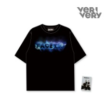 베리베리 (VERIVERY) - FACE it ep.02 [FACE YOU] - 반팔 티셔츠 (T-SHIRT)