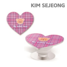 김세정 (KIM SEJEONG) - 2nd MINI ALBUM [I'm] - 스마트 홀더_Teddy bear ver. (Smart Holder_Teddy bear ver.)
